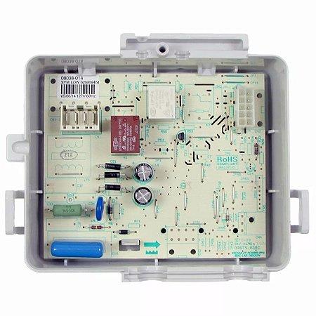 Módulo Placa Controle Eletrônico Geladeira Brastemp 326059370 127V Original