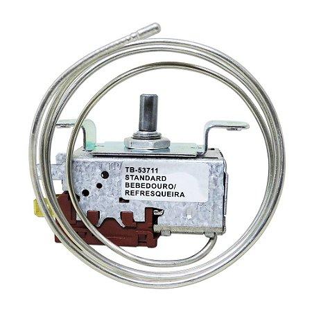 Termostato Refrigerador Brastemp Duplex 300/340/430/440L Rc94012-6 Emicol