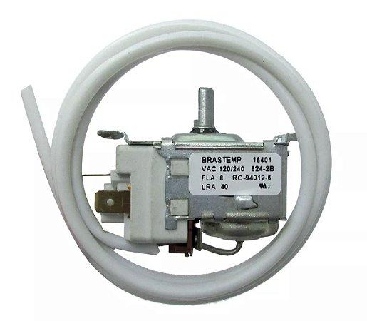Termostato Refrigerador Brastemp 300 340 440L RC94012-6
