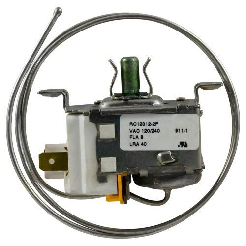 Termostato Refrigerador Brastemp 1 porta 280 320 360L RC12312-2