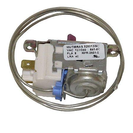 Termostato Dupla Ação Original Freezer Consul CHA22 / 31 / 42 / 53 W11168384 326013391