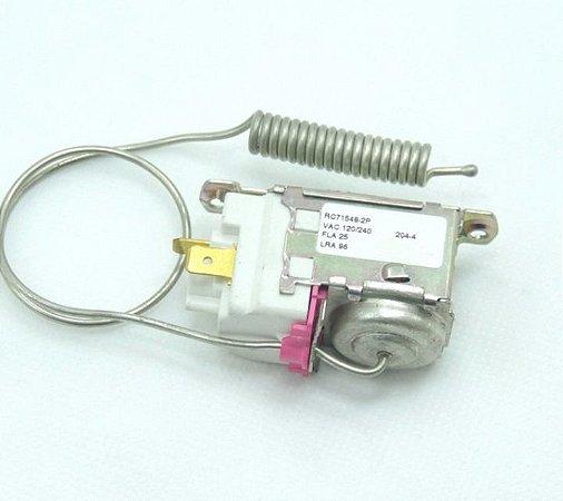 Termostato Expositor Refrigerador Comercial Vertical Refresqueira Metalfrio RC71548-2