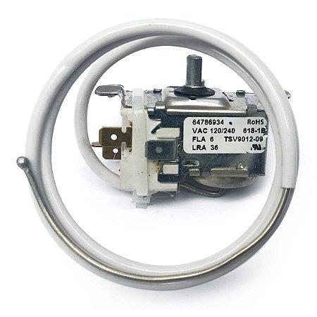 Termostato Refrigerador Electrolux DC33A DC34 DC34A DC35A WRD345 64786934 TSV9012-09