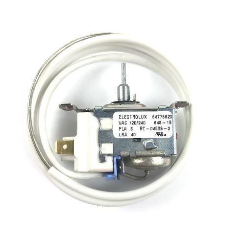 Termostato Refrigerador Electrolux com Degelo R310 R330 R360 RC04509-2 64778620
