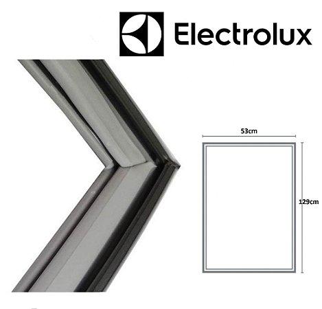 Gaxeta Borracha Porta Refrigerador Electrolux Re26/28 129x52 Encaixe Rígido