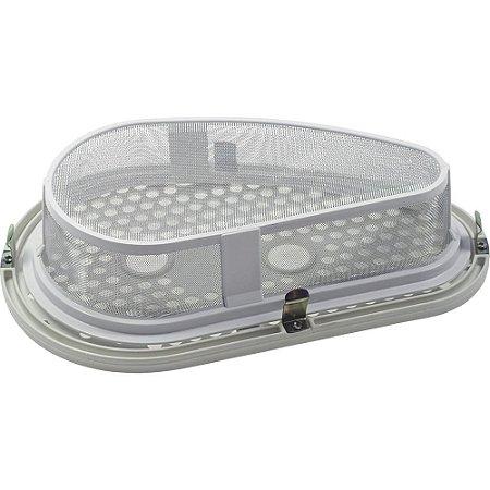 Filtro da Secadora Brastemp Retentor de Fiapos Completo 326043145