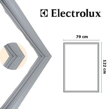 Gaxeta Borracha Porta Refrigerador Electrolux Df80 Dfi80 122x79 Inferior