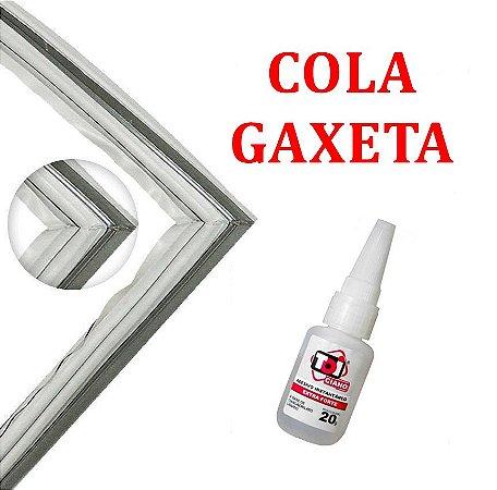 Cola para Gaxeta Borracha Porta Geladeira Todas