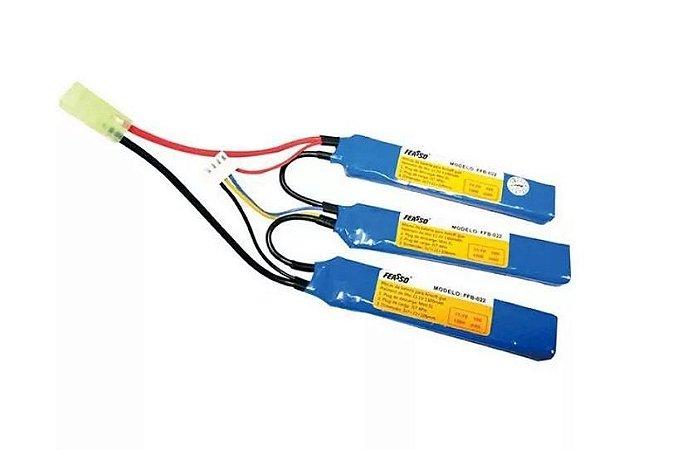 Bateria de lipo 11.1v 1300mAh FEASSO