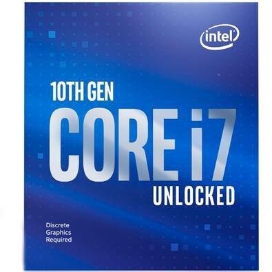Processador Intel Core i7-10700KF