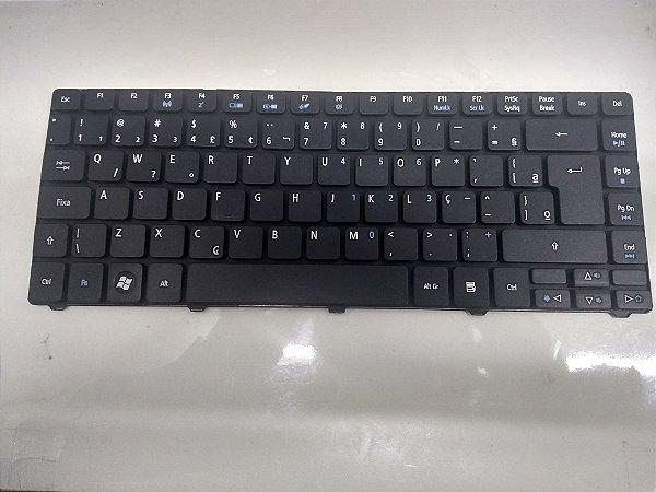 Teclado para Notebook Kb-AC3810T-WF - ACER ASPIRE 3810T 3820 BR WIFI