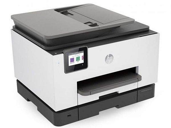 Multifuncional Jato de Tinta Color HP 1MR69CAC4 OJ PRO 9020 Aio IMP/COPIA/DIG/WIFI/REDE/FAX 24PP