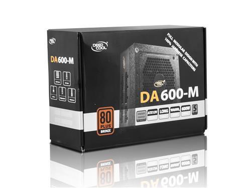 Fonte de alimentação ATX de 600W Deep Cool DP-BZ-DA600N