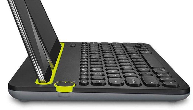 Teclado Logitech K480 Bluetooth Multi-Device PC/Mac/Chrome OS/Android/iOS