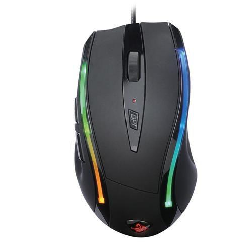 Mouse Gamer T-Dagger GX18 Kata, RGB, 5 Botões, 4000DPI - GX-18