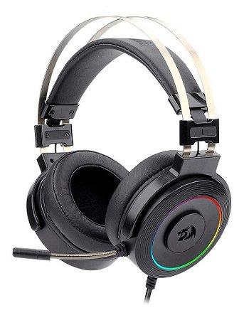 Fone De Ouvido Headset Gamer Lamia 2 H320rgb Redragon
