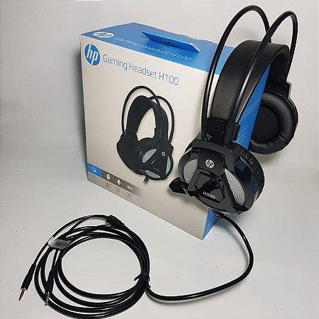 Headset Gamer; HP  Drive H100
