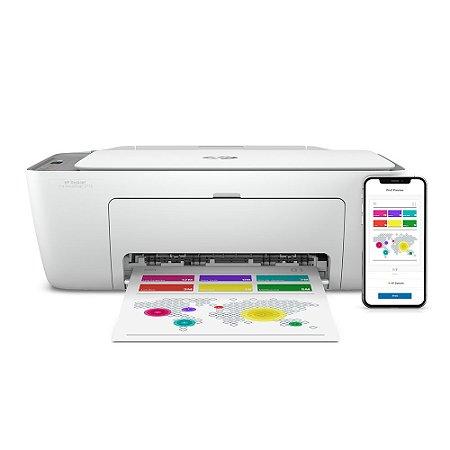 Impressora Multifuncional HP DeskJet Ink Advantage 2776