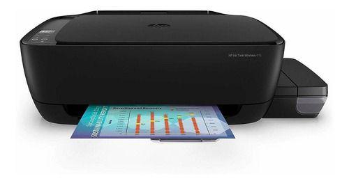 Impressora Multifuncional HP Ink Tank Wi-Fi 416 -