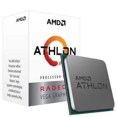 Processador Amd Athlon 3000G  (am4 / 3.5ghz / 4mb Cache)