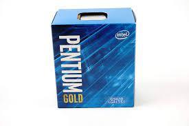 Processador Intel Pentium G6400 BX80701G6400 de 2 núcleos e 4GHz de frequência com gráfica integrada