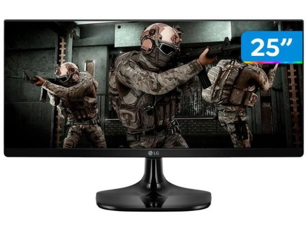 Monitor Gamer UltraWide LG 25UM58G-P.AWZ