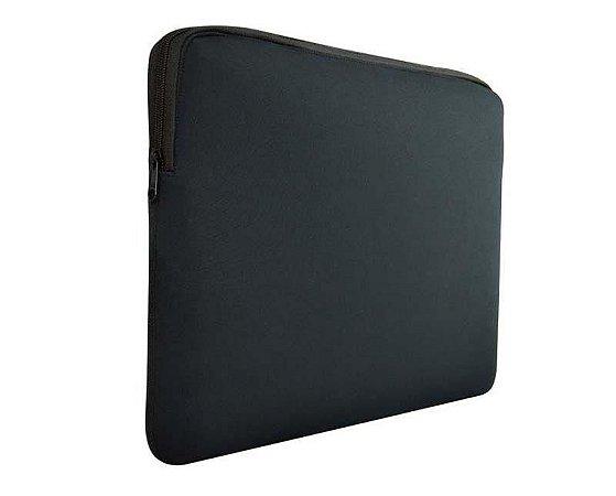 """Case Para Notebook Slim 14"""" Preto Reliza"""