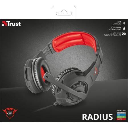 Gaming Headset GXT 310 com microfone Trust