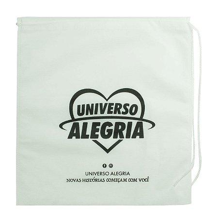 Sacola Universo Alegria - Branca