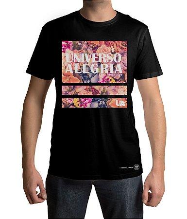 Camiseta Universo Flores