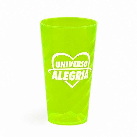 Copo 500ml Verde Neon