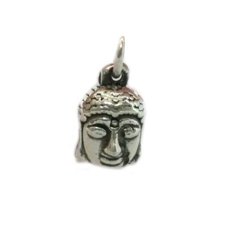 Pingente de Prata Feminino Buda Pequeno