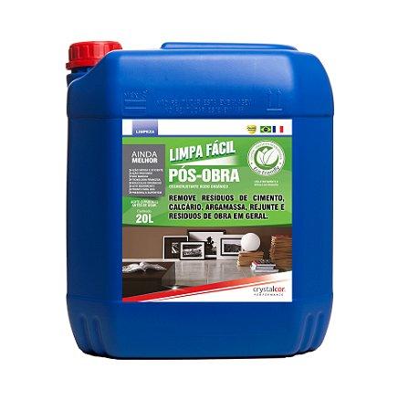 Limpa Fácil Pós Obra 20 Litros - Performance Eco