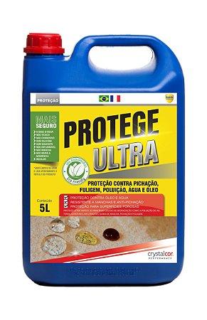 Protege Ultra - Proteção Contra Pichação Fuligem Poluição Água e Óleo 5 Litros - Performance Eco