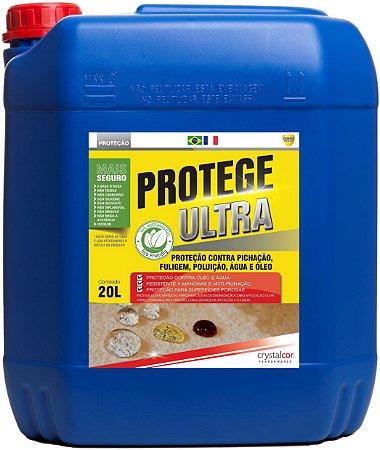Protege Ultra - Proteção Contra Pichação Fuligem Poluição Água e Óleo 20 Litros - Performance Eco