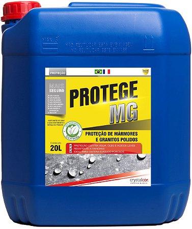 Protege MG - Proteção de Mármores e Granitos Polidos 20 Litros - Performance Eco