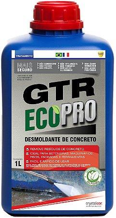 GTR ECO PRO - Desestruturante de Concreto 1 Litro - Performance Eco