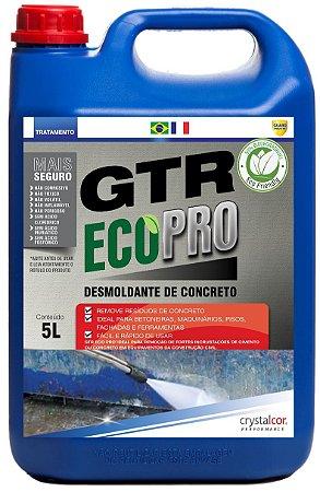 GTR ECO PRO - Desestruturante de Concreto 5 Litros - Performance Eco