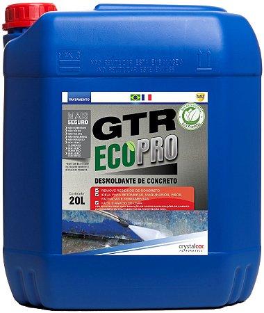 GTR ECO PRO - Desestruturante de Concreto 20 Litros - Performance Eco
