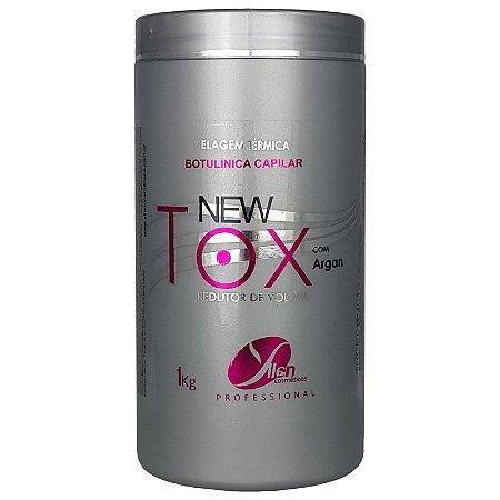 Botox New Tox Redutor de Volume Com Argan 1kg - Yllen Cosméticos