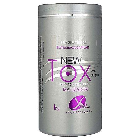 Botox New Tox Redutor de Volume Matizador 1kg - Yllen Cosméticos