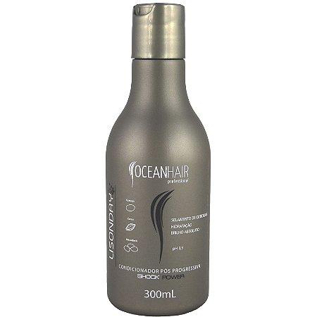 Condicionador Pós Progressiva Lisonday Shock Power 300ml - Ocean Hair