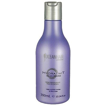 Creme Disciplanante Hydrativit Cachos Perfeitos 300ml Ocean Hair