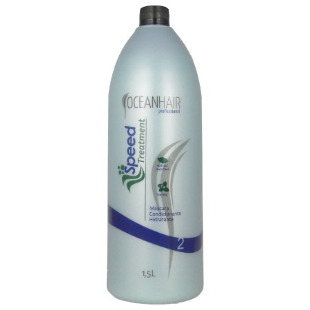 Máscara Condicionante Hidratante Anti Caspa Speed Treatment 1500ml - Ocean Hair