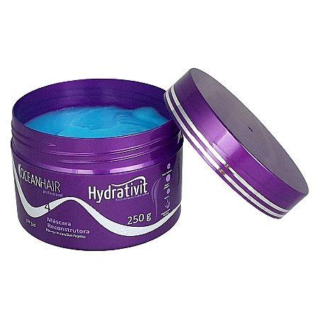 Máscara Reconstrutora Hydrativit 250g - Ocean Hair