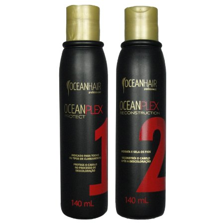 OceanPlex Proteção e Reconstrução 2x140ml - Ocean Hair