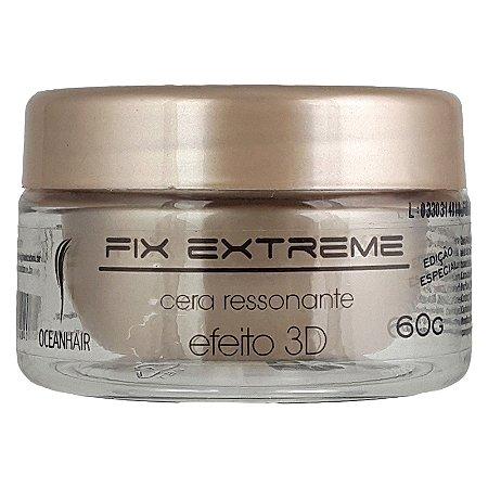 Pomada Cera Ressonante Fix Extreme 60g - Ocean Hair