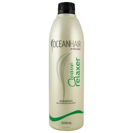 Shampoo Indicador Neutralizante Wave Relaxer 500 ml - Ocean Hair