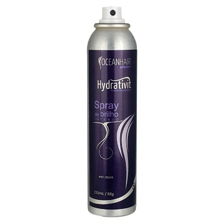 Spray de Brilho Intenso Anti Odor Hydrativit 150ml - Ocean Hair