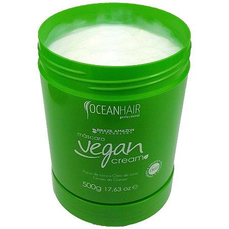 Máscara Total Free Vegan Cream 500g - Ocean Hair